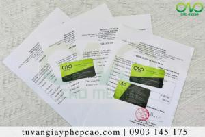 Certificate of free sale cho gừng sấy dẻo cơ quan nào cấp?
