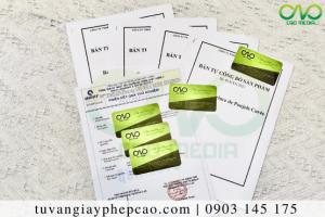 Tự công bố sản phẩm ổi sấy dẻocần chuẩn bị giấy tờ gì?